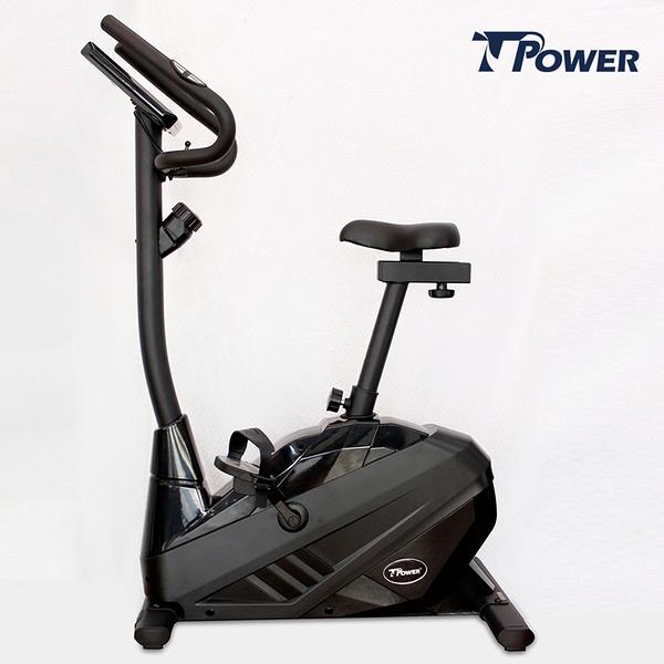 TPOWER 飛輪健身車 黑色系 超大舒適座墊 T888
