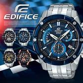 【人文行旅】EDIFICE   EFR-559DB-2AVUDF 粗曠質感賽車錶 CASIO