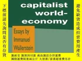 二手書博民逛書店The罕見Capitalist World-economy (studies In Modern Capitali