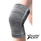 PolarStar 超彈性壓力護膝 P19723 台灣製造│彈性舒適│穩定膝關節│運動│護具│運動傷害(一入裝)