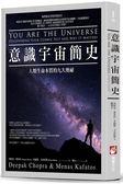 (二手書)意識宇宙簡史:人類生命本質的九大奧祕
