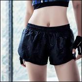 瑜伽褲 運動褲 跑步健身褲★ifairies【57581】