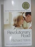【書寶二手書T1/原文小說_B9A】Revolutionary Road_Yates, Richard