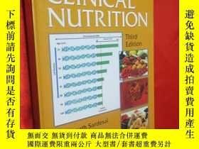 二手書博民逛書店Introduction罕見to Clinical Nutrit
