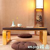 炕桌實木茶幾榻榻米桌子飄窗桌小茶幾矮桌中式(其他規格可聯繫客服)
