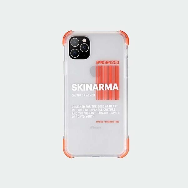 Skinarma iPhone 11 Pro Pro Max Bakodo 日本潮牌防摔殼 透明霧面 手機殼 保護殼 手機防摔殼