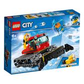 LEGO樂高 城市系列 60222 路道鏟雪車 積木 玩具