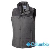 Columbia 哥倫比亞 男保暖纖維背心 暗灰 WM5427