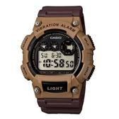 CASIO 卡西歐/極限運動流行腕錶/W-735H-5A