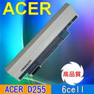 ACER 6芯 高品質 電池 AOD255 series D255-1134 D255-1203 D255-1549 D255-1625 D255-2331 D255-2333 D255-2509 D255-2520 D255-2981