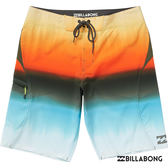 BILLABONG FLUID X 衝浪褲 橘藍 M132JFLXCAS 【GO WILD】