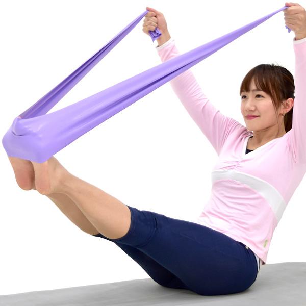 拉力繩彈力帶│彼拉提斯帶(三種厚度)健身拉力器另售瑜珈墊鋪巾按摩滾輪柱推薦SAN SPORTS