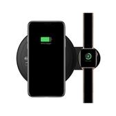 [富廉網]【SEKC】2in1 智能手機/Apple Watch 雙用無線充電器