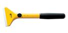 OLFA [刮刀] 【BSR-300】 100m/m寬刀口替刃之刮刀 ,手把長度300m/m [替換刀片BS-10B 、BSF-6B]