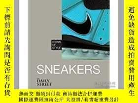 二手書博民逛書店Icons罕見of Style: Cult SneakersY2