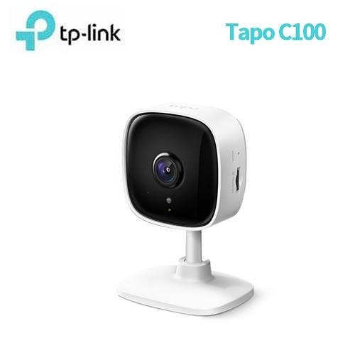 TP-LINK Tapo C100(US) 家庭安全 WiFi 攝影機【原價 699 ▼現省$ 50】