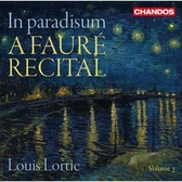 【停看聽音響唱片】【CD】在天堂中 (佛瑞作品獨奏會) 路易.洛提 鋼琴