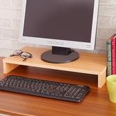 螢幕架 桌上架 鍵盤架 MIT台灣製-防潑水原木質感多功能置物架 收納架 書架 電視架 ST004 誠田物集