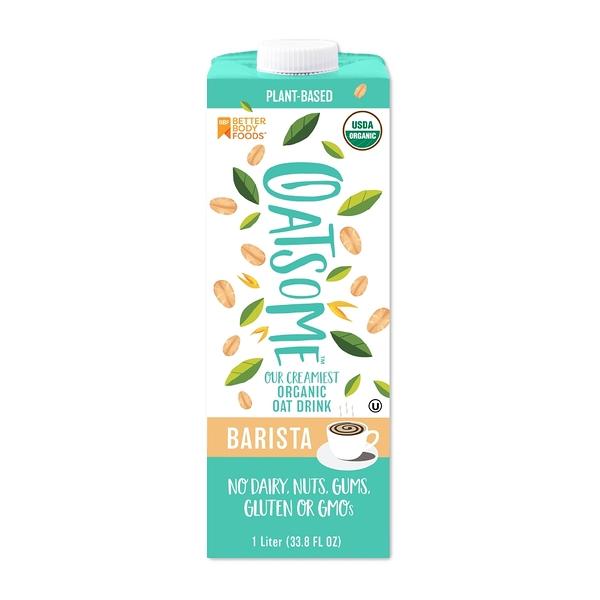 【OATSOME】咖啡師燕麥奶(1000ml) 效期2022/04
