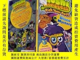 二手書博民逛書店Pick罕見Your Path:Disco Mystery 選擇你的路:迪斯科之謎 。Y200392