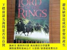 二手書博民逛書店The罕見lord of the ringsY115089 J.