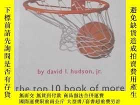 二手書博民逛書店basketballs罕見most wanted IIY2332