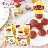 日本 Kasugai 春日井 Lipton 立頓 水果茶風味QQ軟糖 44g 水果茶軟糖 軟糖 水果軟糖 糖果 日本軟糖