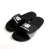 NEW BALANCE 3006 輕量 運動休閒拖鞋《7+1童鞋》9297黑色