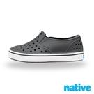 native 大童鞋 MILES 小邁斯鞋-柏林灰x貝殼白