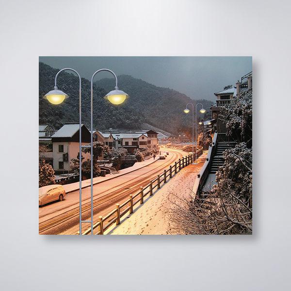 釣竿型戶外景觀燈 防水型 可客製化 可搭配LED