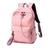 後背包女中學生韓版校園潮背包後背包防潑水大容量