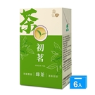 M-波蜜靠茶初茗綠茶250ml x 6【愛買】