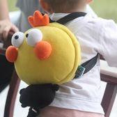 萌可愛男女童小背包 寶寶防走失背包幼兒牽引繩卡通雙肩背包 童趣潮品