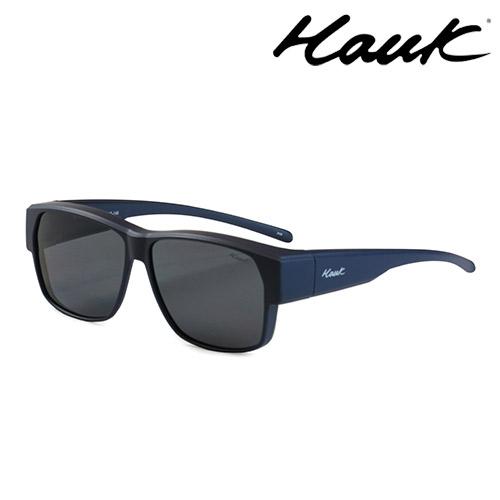 HAWK 新型薄框偏光太陽眼鏡套鏡(2用)HK1024-37