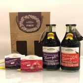 綠邦 巴可斯 (黑醋栗綜合果汁/綜合莓果果汁/黑醋栗吸凍/蔓越莓吸凍/馥莓吸凍)禮盒 可混搭