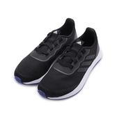 ADIDAS QT RACER SPORT 避震跑鞋 黑紫 FY5678 女鞋