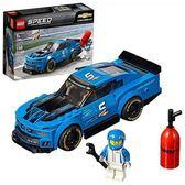 LEGO 樂高  75891 Chevrolet Camaro ZL1 Race Car