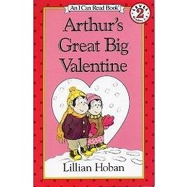 〈汪培珽英文書單〉〈An I Can Read系列:Level 2 〉Arthur's Great Big Valentine /讀本
