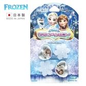 ★ 日本製 ★ 日本限定 迪士尼 冰雪奇緣 艾莎 安娜 愛心雪花 兒童 髮束 / 髮飾 2入套組