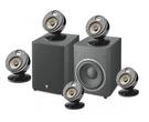 【名展影音】法國手工打造 FOCAL DOME FLAX +SUB 300P  5.1 聲道無線喇叭 公司貨