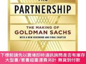 二手書博民逛書店The罕見Partnership:The Making of Goldman SachsY454646 Cha