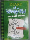 【書寶二手書T4/原文小說_KLT】Diary of a Wimpy Kid. The Last Straw_Jeff