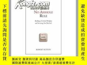 二手書博民逛書店The罕見No Asshole Rule20525 Robert