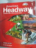 【書寶二手書T7/語言學習_YDO】American Headway: Student Book 1_Joan Soar