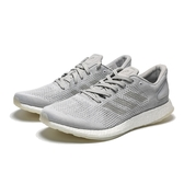 Adidas pureboost Dpr Ltd 白水金底 灰白編織 男(布魯克林) BB6304