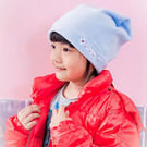 兒童毛呢帽H019