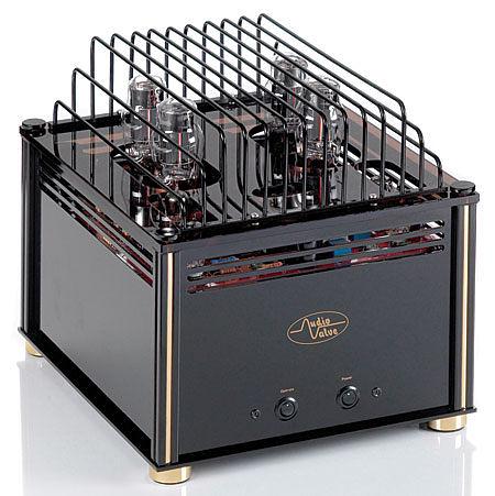 台北 新北音響店推薦《名展音響》旗艦款 德國Audio Valve Baldur 70真空管單聲道後級擴大機