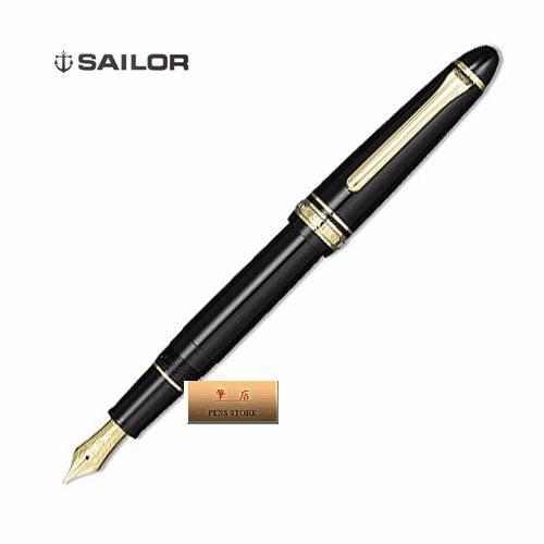 sailor-21K大型1911鋼筆F細尖現貨供應/附吸水器墨水管