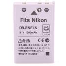 Kamera Nikon EN-EL5 高品質鋰電池 Coolpix 3700 4200 5200 5900 保固1年 ENEL5 可加購 充電器