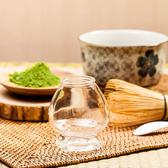 透明抽象茶筅座-無色 (玻璃茶筅座)-茶具配件/茶筅立/茶筅座/ 茶筅托/茶刷架/ 茶筅架